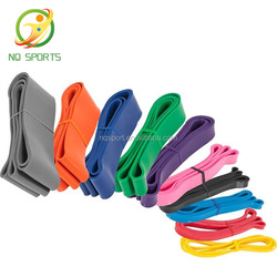 Wholesale Latex-free Mini Bands Exercise Resistance Latex Band Loop