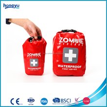 Dry Bag Waterproof Camping Big Red Bag 250D PVC Outdoor Survival First Aid Kit