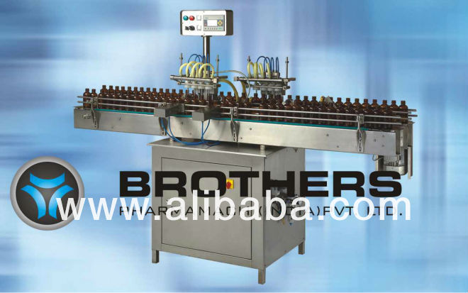 Automatic Eight Head Air Jet Cleaning Machine