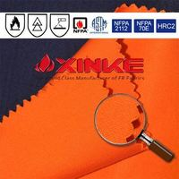 functional flame retardant fabric for pants
