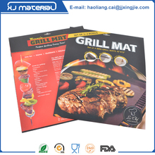 Hornear y <span class=keywords><strong>herramientas</strong></span> <span class=keywords><strong>de</strong></span> pasteleria ptfe horno liners mat bbq grill mat te negro color