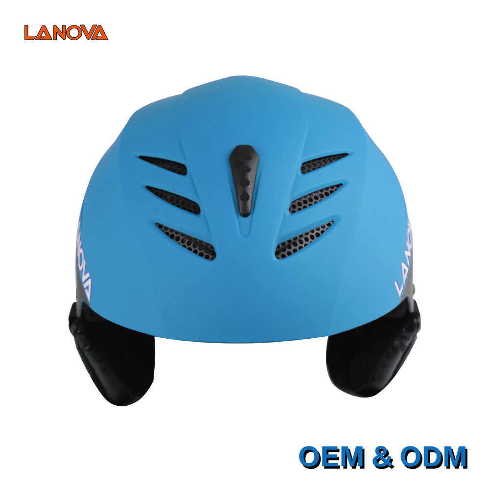 High Quality Custom Wholesale Men and Women Ski Helmet For Safety with EN1077 certification