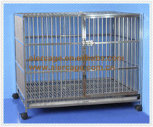Pet cages dog crates and cages stainless steel