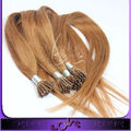 High quality new arrival blonde i tip hair on hot sales!!
