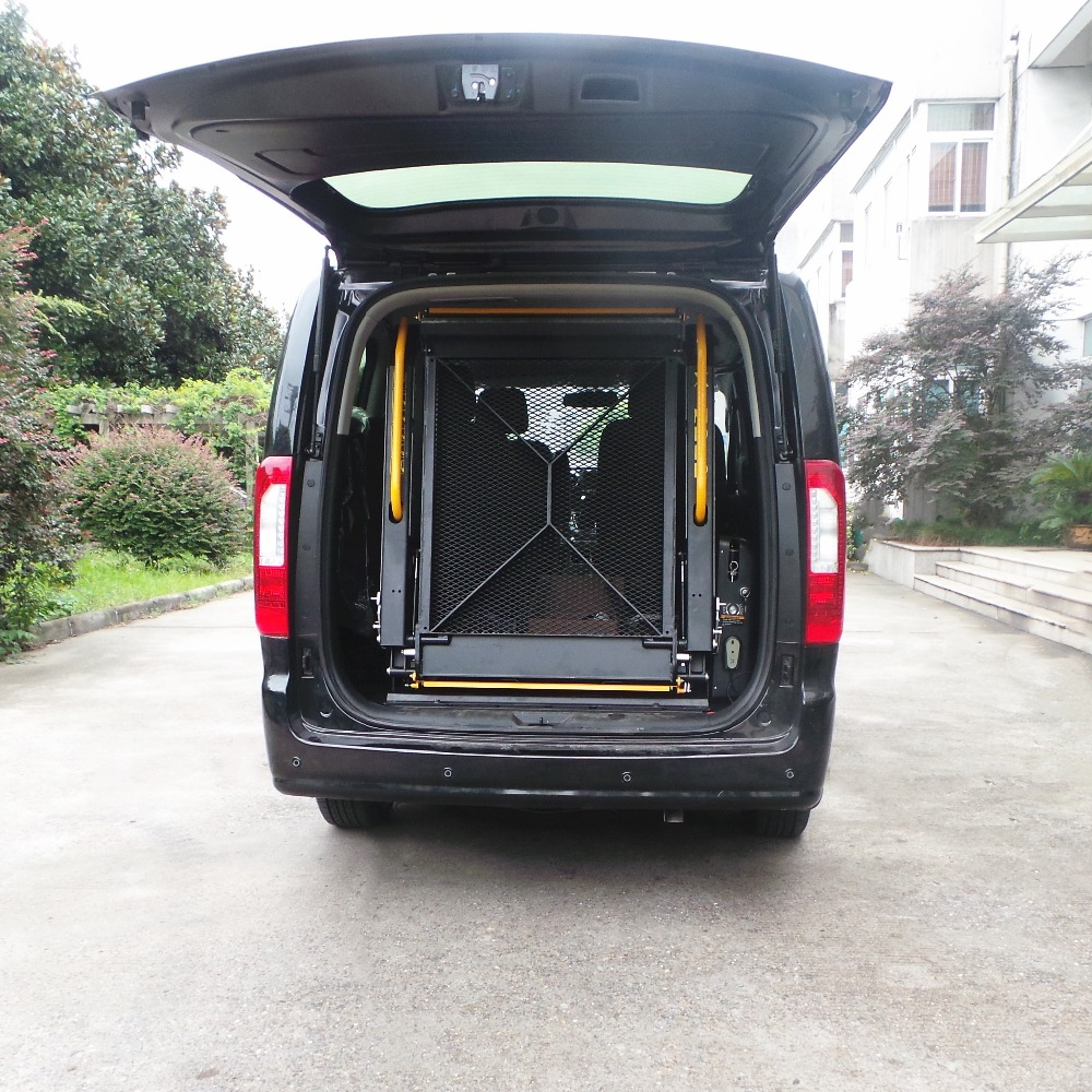 Wheelchair Lift For Car >> Ce Hydraulic Wheelchair Lift For Van And Minivan Rear Door Buy