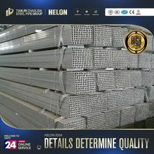 pre gi square pipe price list mild steel window frame section