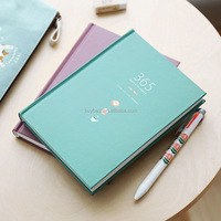 Daily planner Daily notebook/handcover notebook