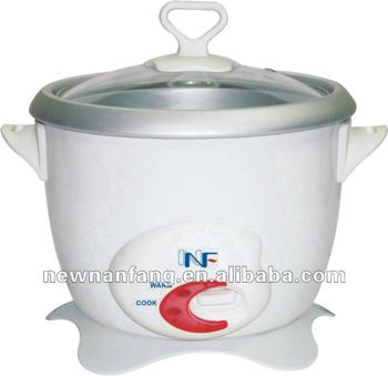 New style drum minutest mini portable 110v bulk 1l rice cooker