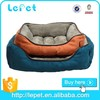 wholesale pet products soft cozy luxury rectangle bed for cat