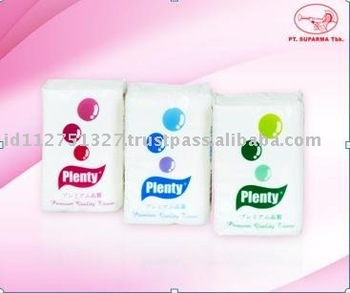 100% Virgin Pulp Handkerchief PL-QF-1