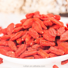 Supply Dried goji berry 180/280/380/500 grains per 50 gram