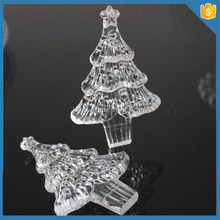 wholesale suppliers Christmas decor gift christmas tree/ clear christma glass ornament craft