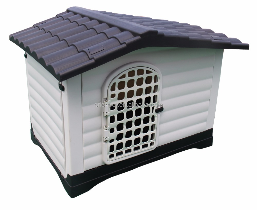 Plastic dog house without door Popular dog house NT9575 ORIENPET & OASISPET Pet products