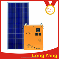 how to build a solar generator 500W solar power DC and AC system solar power systems for Middle East family