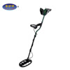 Portable gold metal detector finds with headphone and accessories