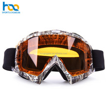 Custom Dirt Bike Eyewear Riding Off Road Goggles Motorcycle Motocross Glasses