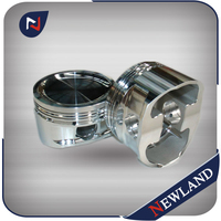Custom Casting & Forged Piston For Renault R5 Alpine Forged Piston