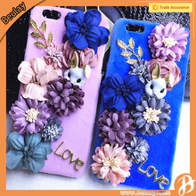 New Hot Products Korean Flower Cell Phone Covers Case For Iphone6