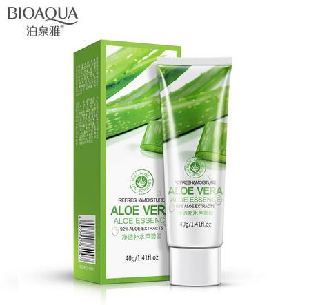 Wholesale BIOAQUA aloe vera gel face cream whitening cream