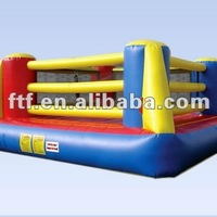 Exciting Inflatable Boxing Ring For Outdoor