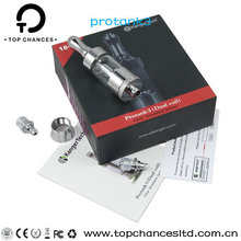 2013 hot selling original kangertech Protank 2 pyrex glassomizer, kanger protank 3 cartomizer wholesale tank