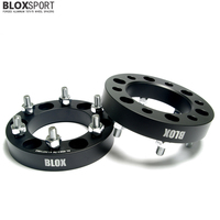 Car Aluminum Alloy Wheel Spacers for 6x139.7 106 without Hub-Centric Wheel Adapters for TOYOTA Tacoma