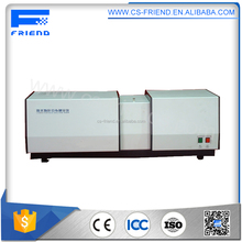 Dust particle tester, laser particle size analyzer, laboratory particle analysis equipment