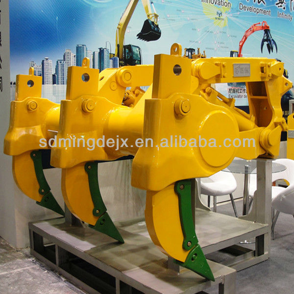 D65EX-15 3-shank ripper for Komatus dozer 30cr sales promotion