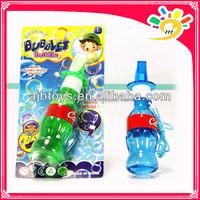 Coke bottles of bubble water,plastic blowing bubble water toys