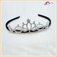 Popular Bridal Tiaras Wedding Hair Accessories Princess Crystal Crown Royal Party Headband