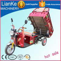 china cargo tricycle with best quality/3 wheel motorcycle for family or farm used/800W cargo electric tricycle prices
