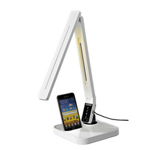 Campus vision LED Desk Lamp ,ABS Eye-caring Table Lamp Lighting, with USB Charging Ports for andriod phones