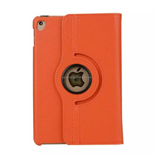 New arrival 360 degree Rotation stand leather book case for Ipad mini5