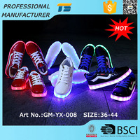 2015 Special Price Led Flashing Shoes That Lights Up