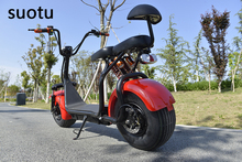 Well quality control hub motor petrol micro electric scooter