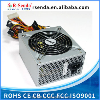 High value uninterrupted power supply for computer