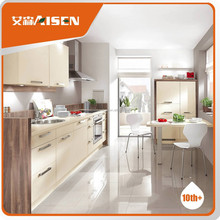 On-time delivery factory directly European style small kitchen cupboards