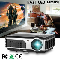 3800Lumens projector HD ready latest projector mobile phone