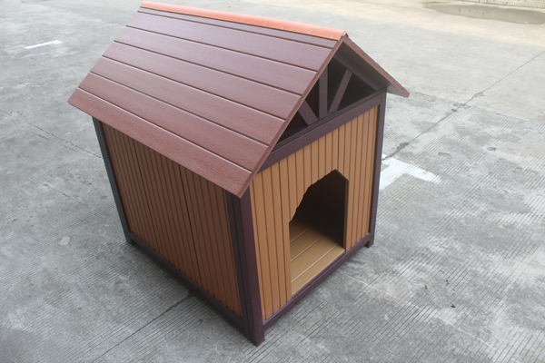 Top Quality Handmade Wooden Durable Plastic Pet Dog House