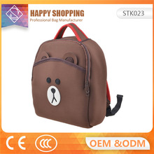 Wholesale New arrival Little Children School Bags Printing Cartoon Schoolbag Kids Backpack For Girls