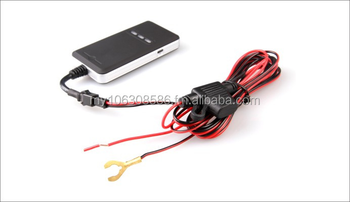 GPS Tracker TR02 for Company Vehicle, Free Sim Card Valid 1 Year!