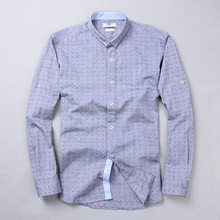 Brand name supplier high quality arrow long sleeve casual shirts for US size