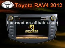 car dvd bluetooth gps navigation with 3 g for toyota rav4 2012