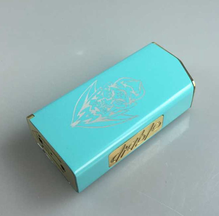 the best reviews emallvapor EL Diablo 18650 box mod cheap free e cigarette EL mechnical mod stock offfer