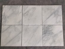 natural stone chinese white marble tile for walls