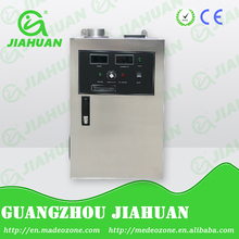 efficient ozone generator for commercial kitchen cooking oil grease tabacco smoke filters air pure filtration