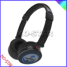 TF card reader wireless headphone,skull mp3 player headphones (KHD-720B)