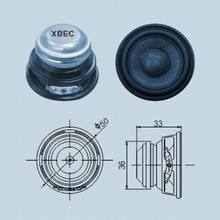 New Arrival 50mm 5W Media Speaker with 4ohms of Nominal Impedance