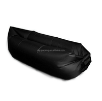 Fast Inflatable Sofa Sleeping Bag Outdoor Air Sleep Sofa Couch Portable Furniture Sleeping Hangout Lounger Inflate Air Bed