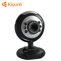 USB 6LED 20mega Web Cam PC Camera WebCam HD With Mic For Computer PC Laptop